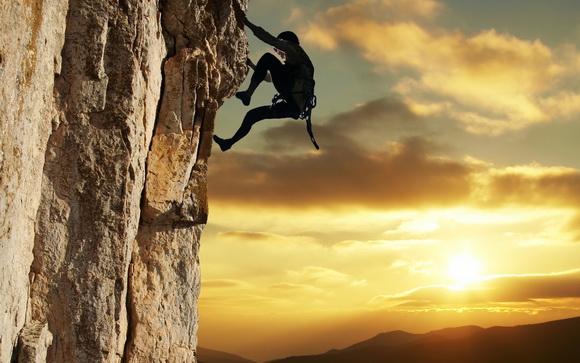 free-rock-climber